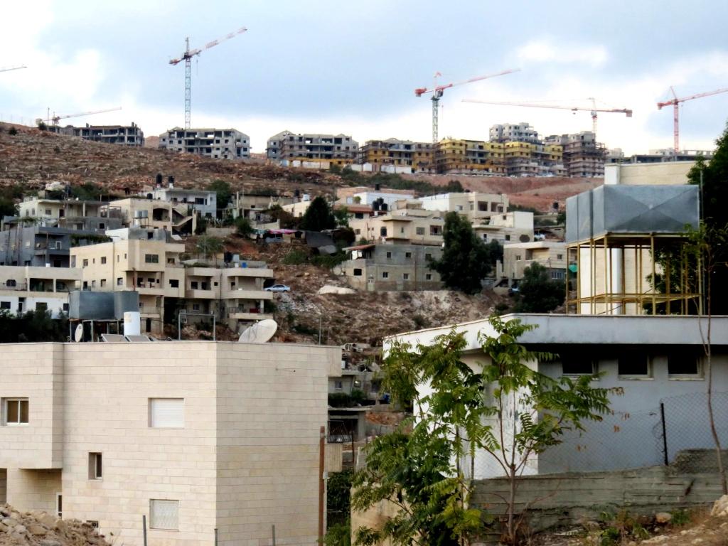 Wadi-Fukin : la colonie domine le village