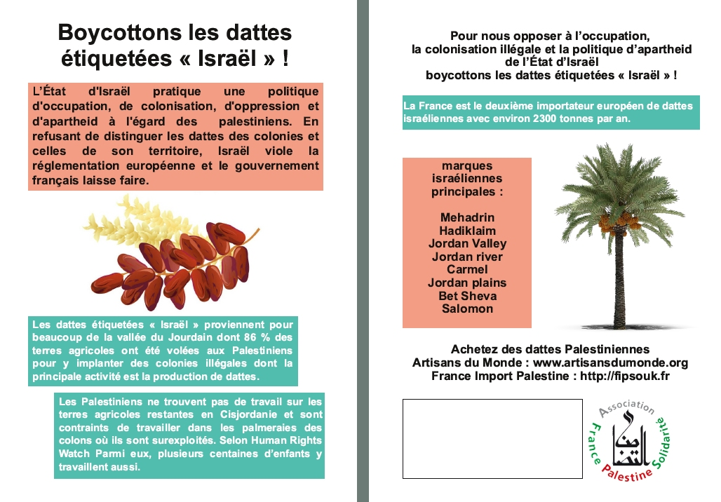 Montage tract national