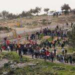 La vie des Palestiniens sous occupation