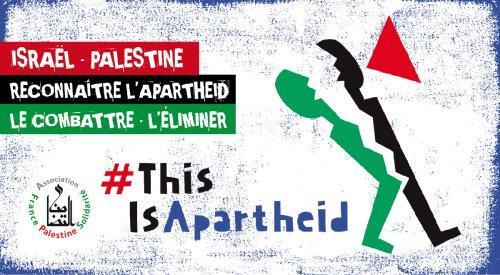 Pourquoi dire qu'Israël développe un régime d'apartheid ?