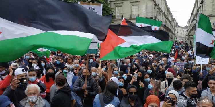 1200 personnes à Nantes le 15 mai